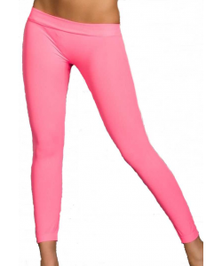Legging rose fluo