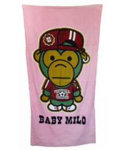 Drap plage Baby Milo Mondial