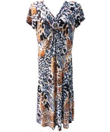 Robe guépard