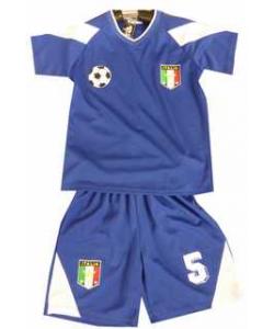 Ensemble foot Italie