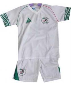 Ensemble foot Algerie