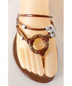 Tong femme anneau