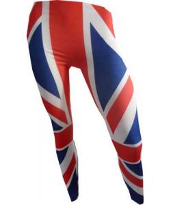 Legging drapeau anglais