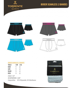 Boxer TORRENTE seamless