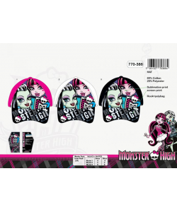 Casquette Monster High