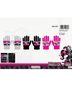 Set gants Monster High