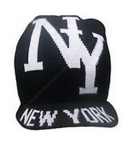 Bonnet casquette NY