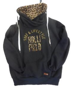Sweat leopard